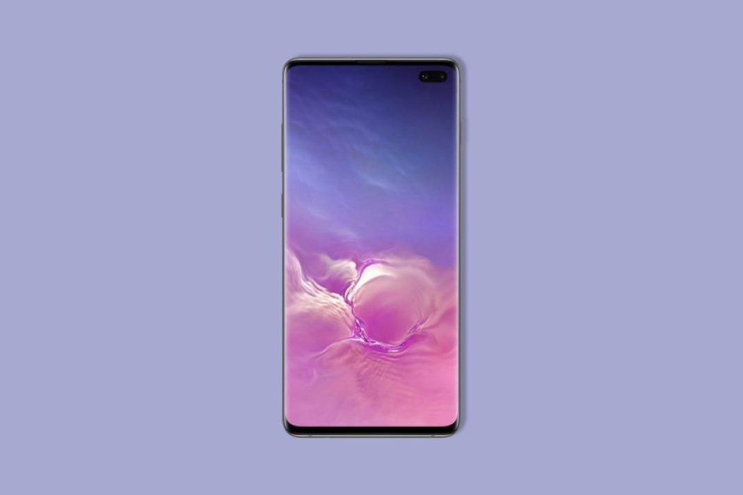 Samsung Galaxy S10 Lightweight, small and beautiful
