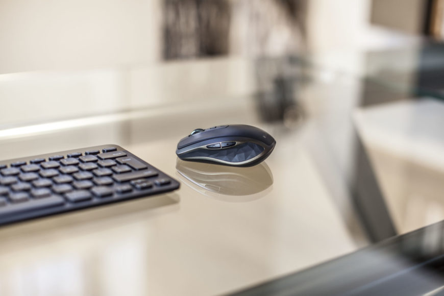 Logitech MX Anywhere 2S: the most portable mouse