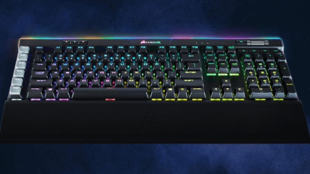 Corsair K95 RGB Platinum – Performance