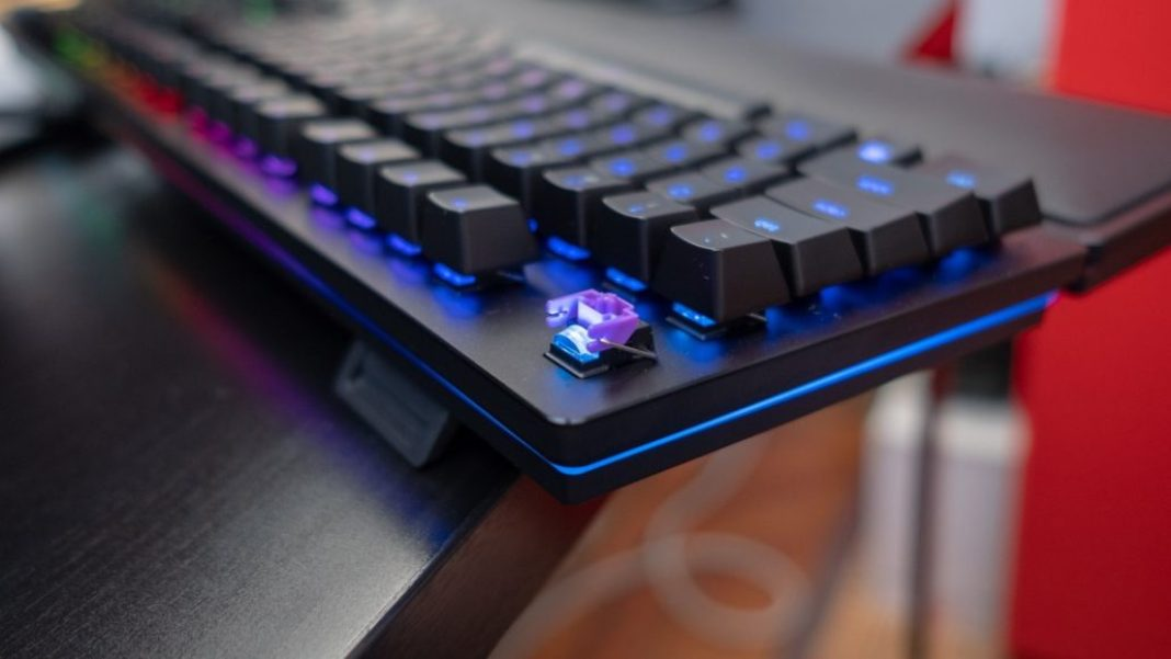 Razer Huntsman Elite – Opto-mechanical switches