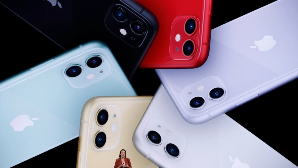 Apple iPhone 11 – Design's evolution