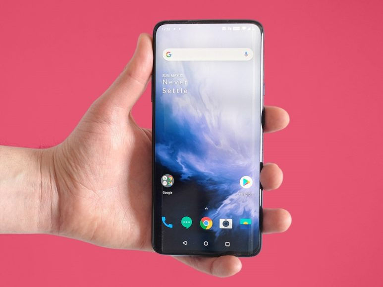 OnePlus 7 Pro – Screen