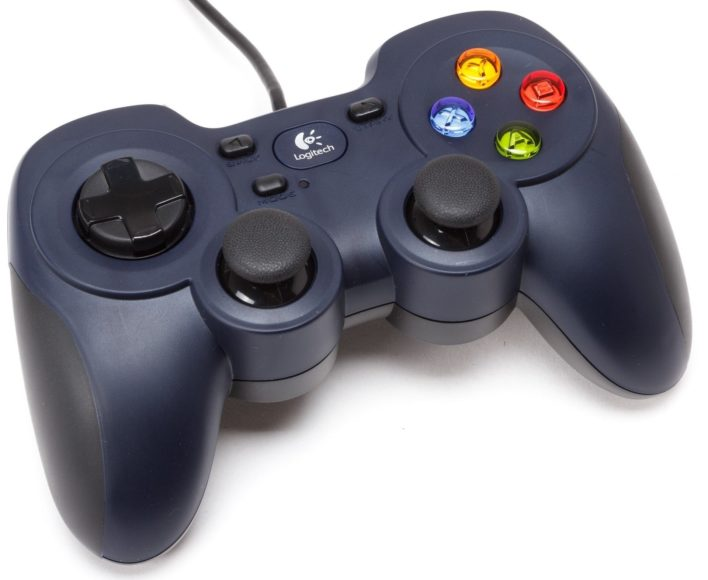 Logitech F310: best cheap PC controller