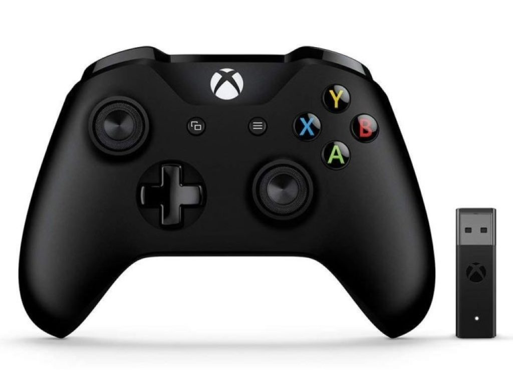 Microsoft Xbox One Controller – Wired and wireless connections