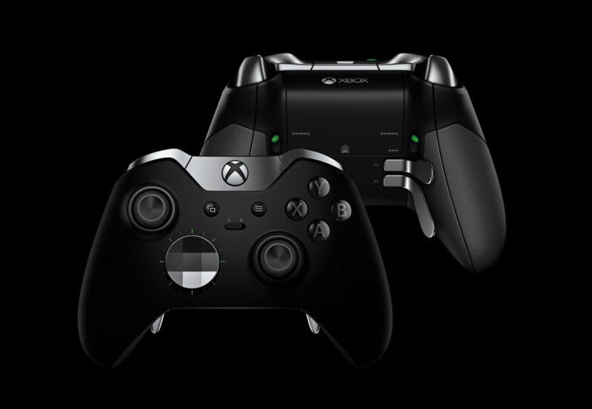 Microsoft Xbox One Elite: a premium PC controller