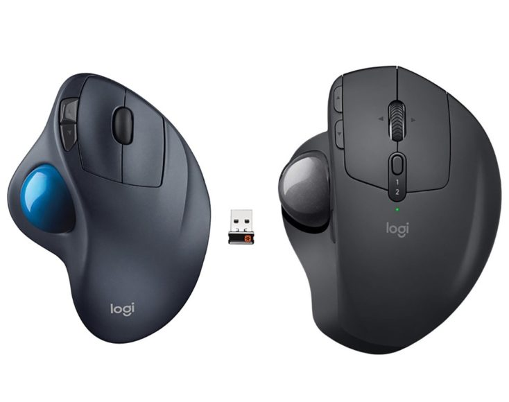The Logitech M570 is still a great mouse