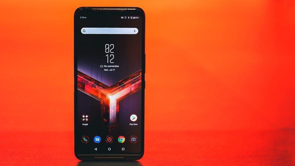 Asus ROG Phone 2 – Massive display