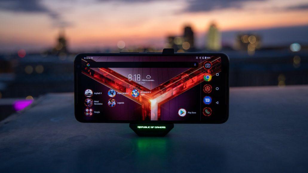 Asus ROG Phone 2 – Two days autonomy