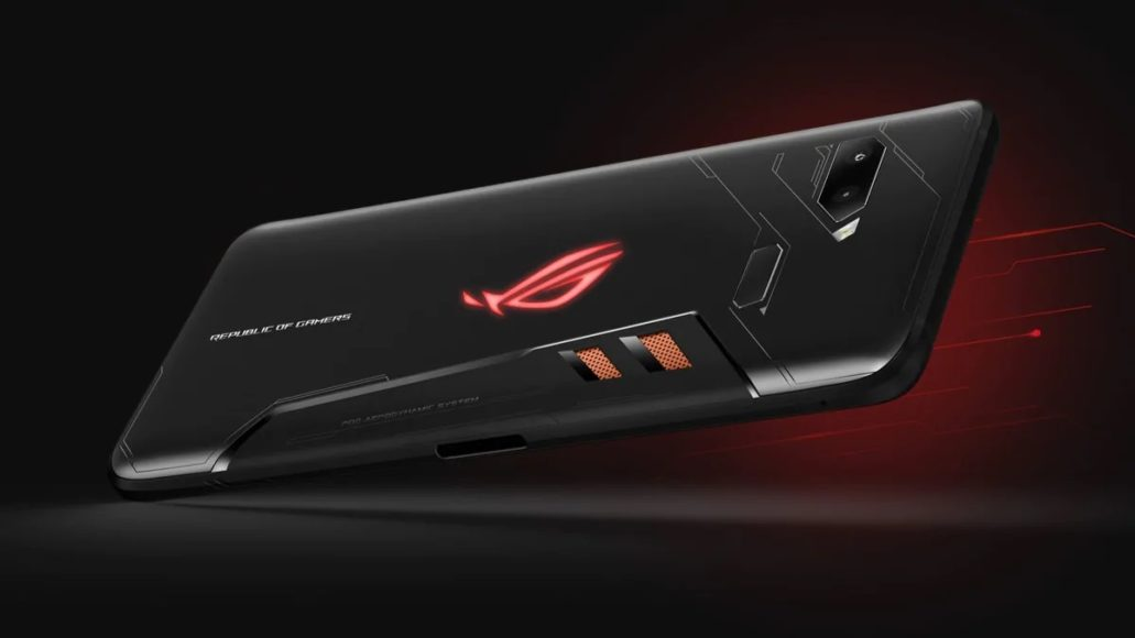 Asus ROG Phone 2: best gaming phone