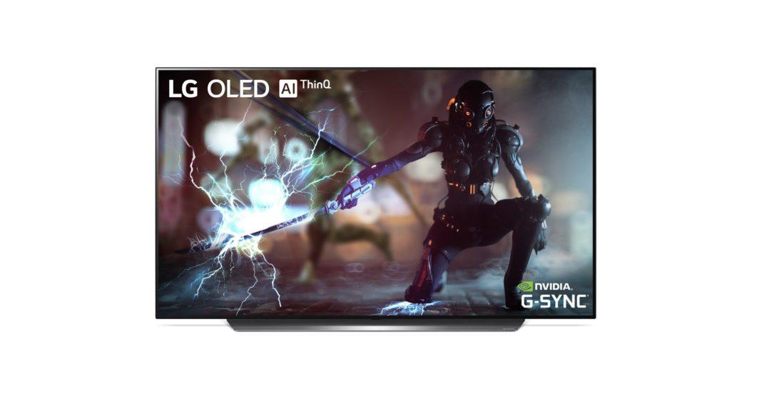 LG OLED C9 – Gaming