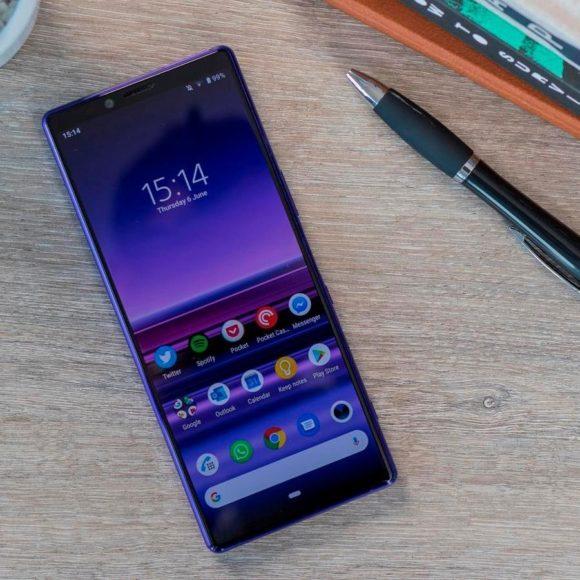 Sony Xperia 1 – Impressive screen