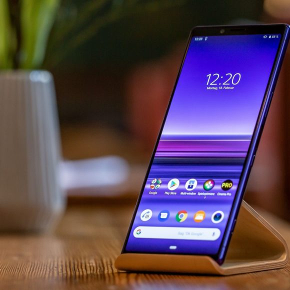 Sony Xperia 1 – Side Sense, one-hand mode and more