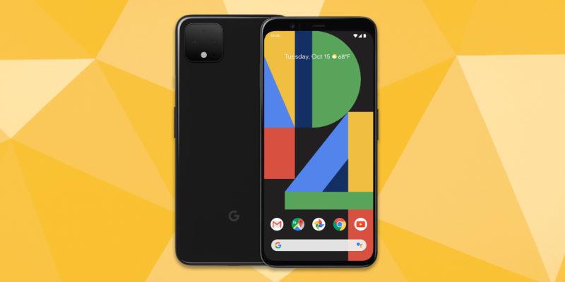 Google Pixel 4: a great phone