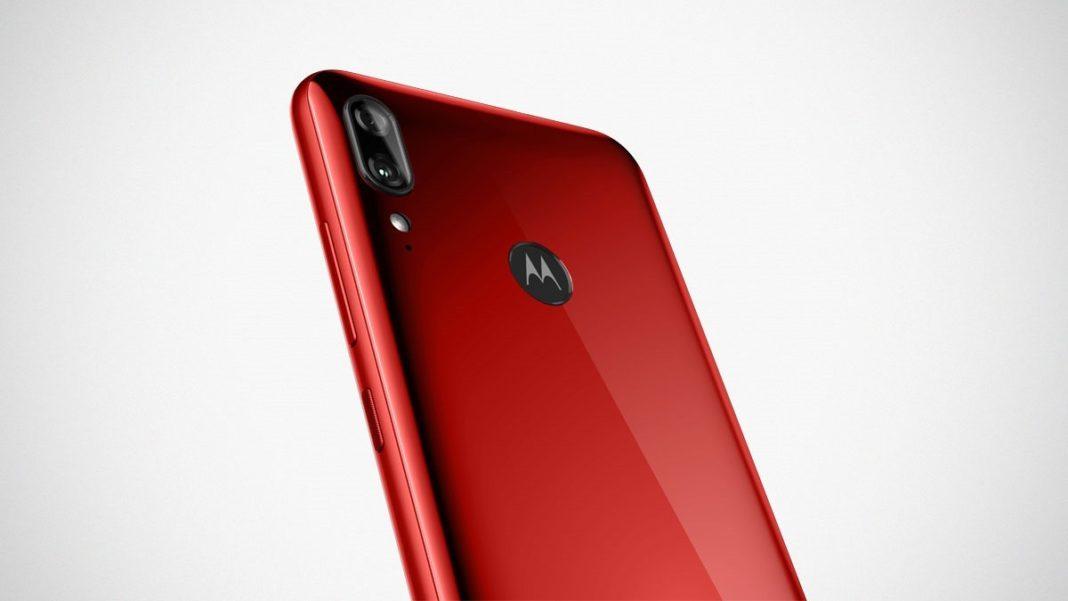 Motorola Moto E6 Plus – Camera