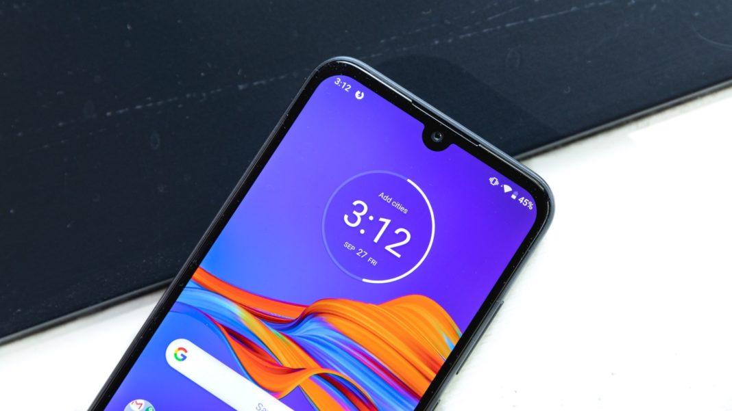 Motorola Moto E6 Plus – Software