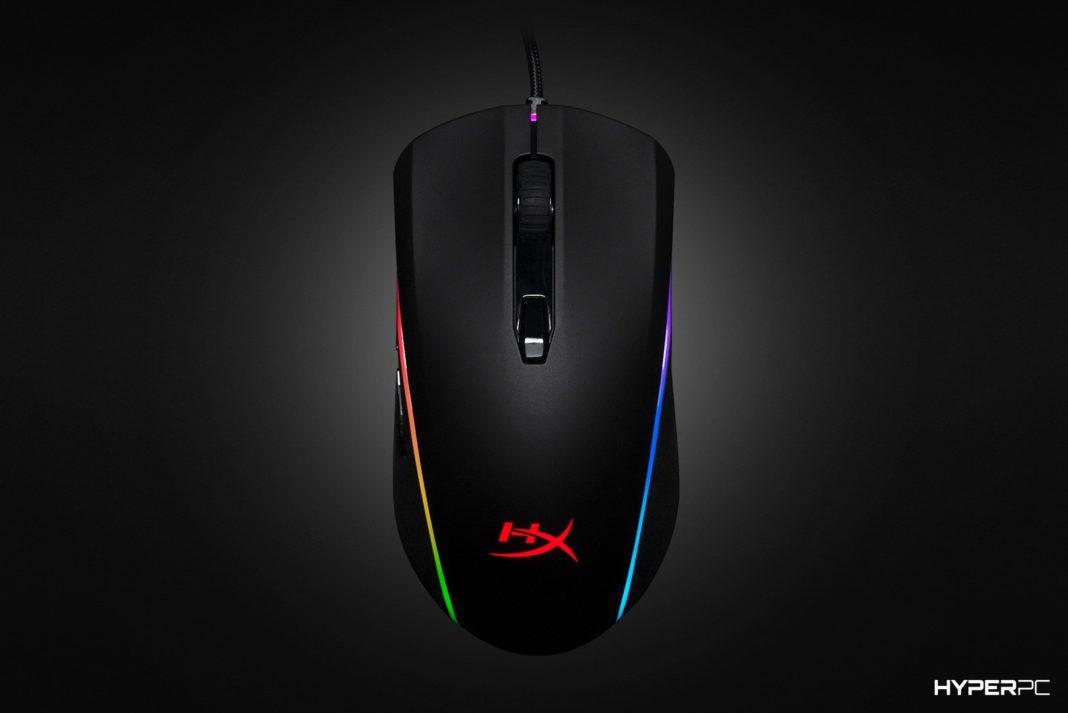 HyperX Pulsefire Surge RGB: the most stylish