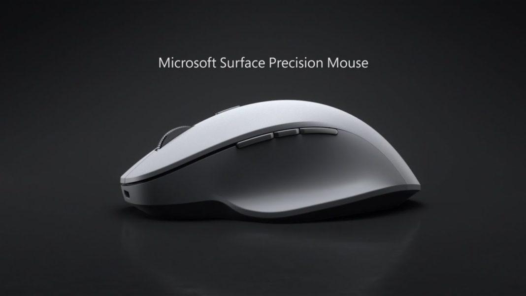 Microsoft Surface Precision Mouse: a valid alternative