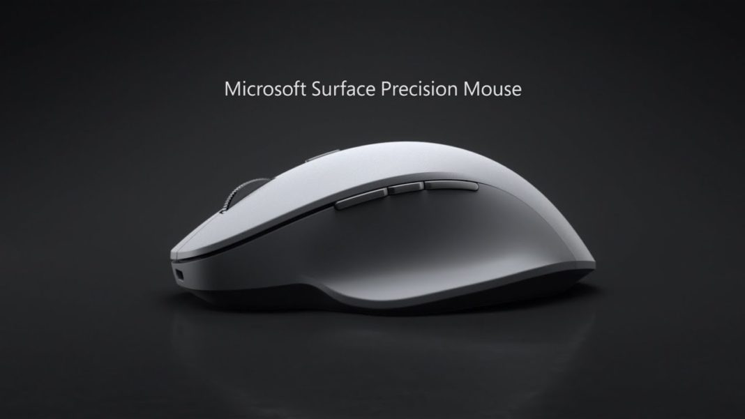 Microsoft Surface Precision Mouse: a great choice
