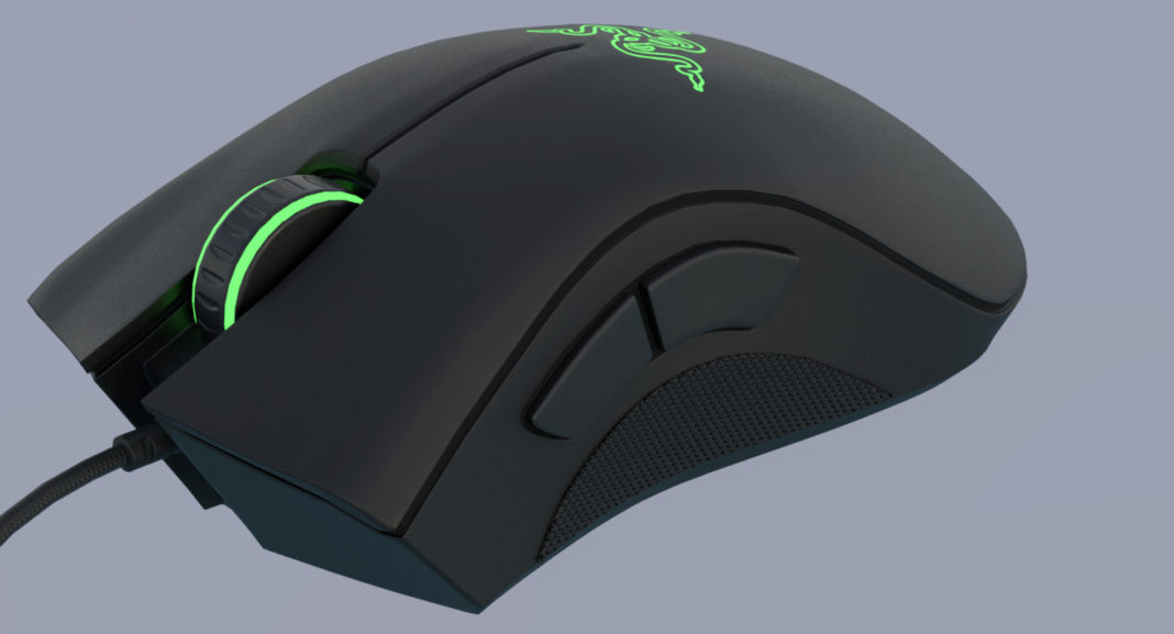 Razer DeathAdder Chroma: the best all-around mouse
