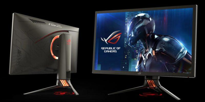 Asus ROG Swift PG27UQ: the Bugatti of gaming monitors