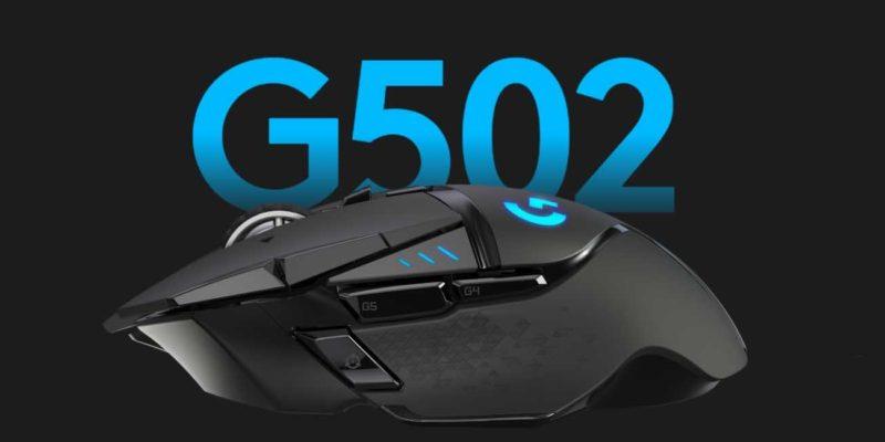 Logitech G502 Lightspeed – Features