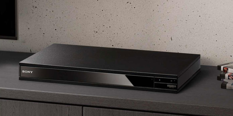 Sony UBP-X800M2 – Dolby Vision with a but