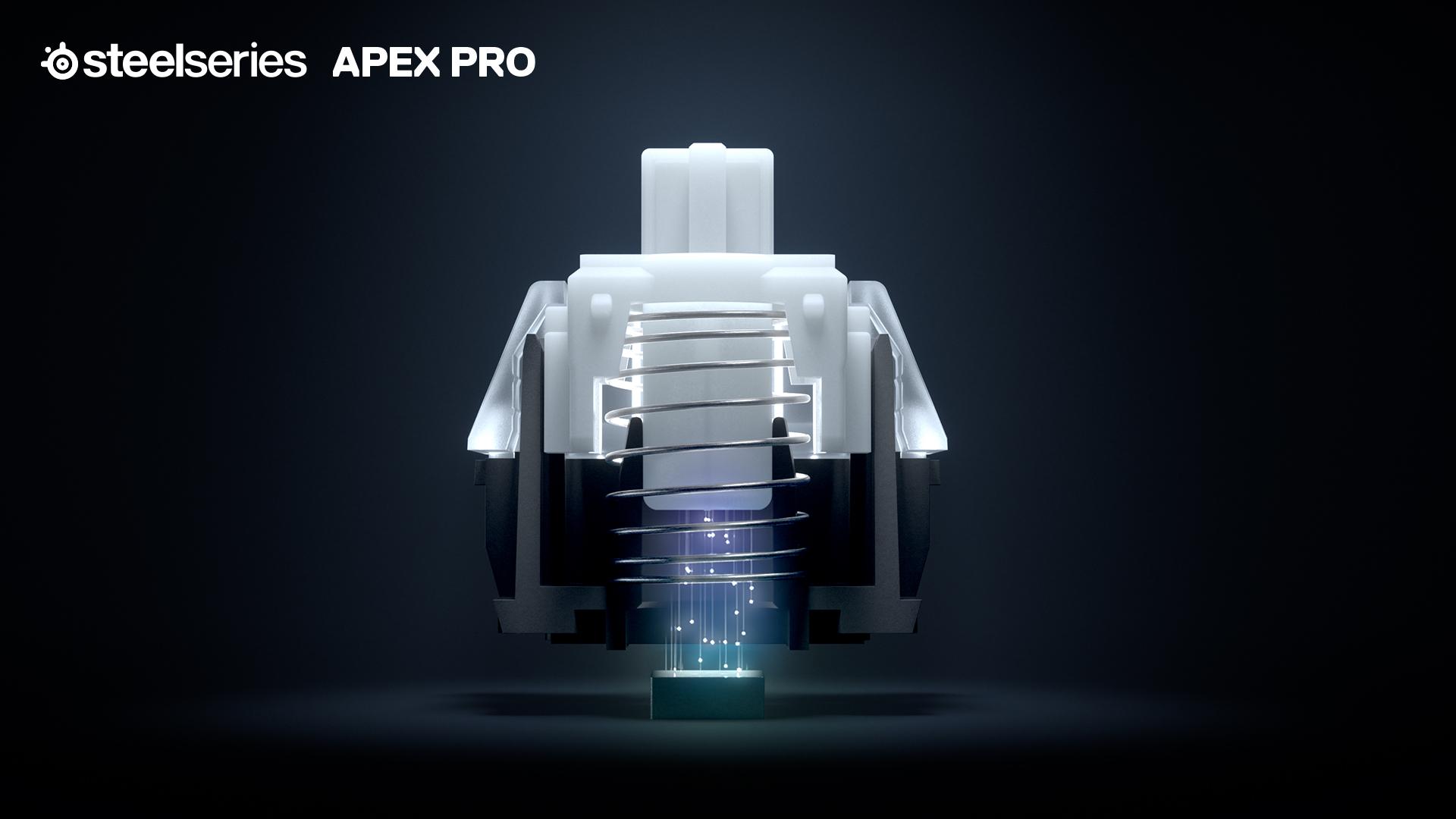 SteelSeries Apex Pro – Features