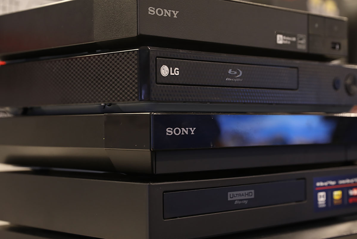 Which Blu-ray player to buy