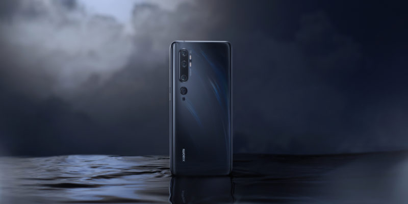 Xiaomi Mi Note 10: the highest resolution camera phone in the world