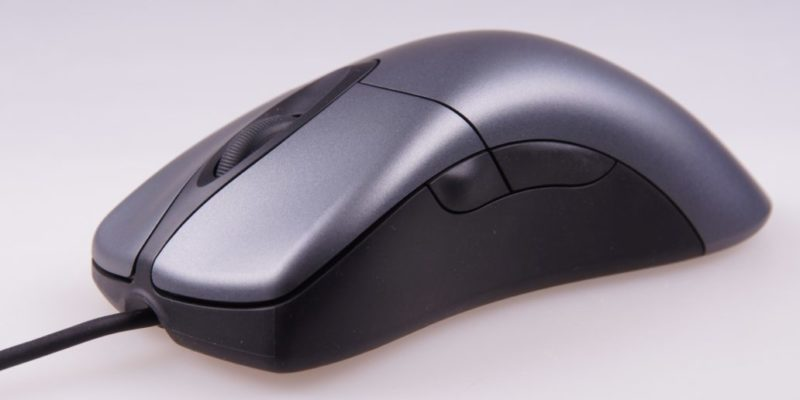 Microsoft Classic Intellimouse: best mouse for enterprises