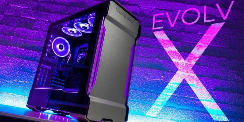 Phanteks Enthoo Evolv X: best dual system case