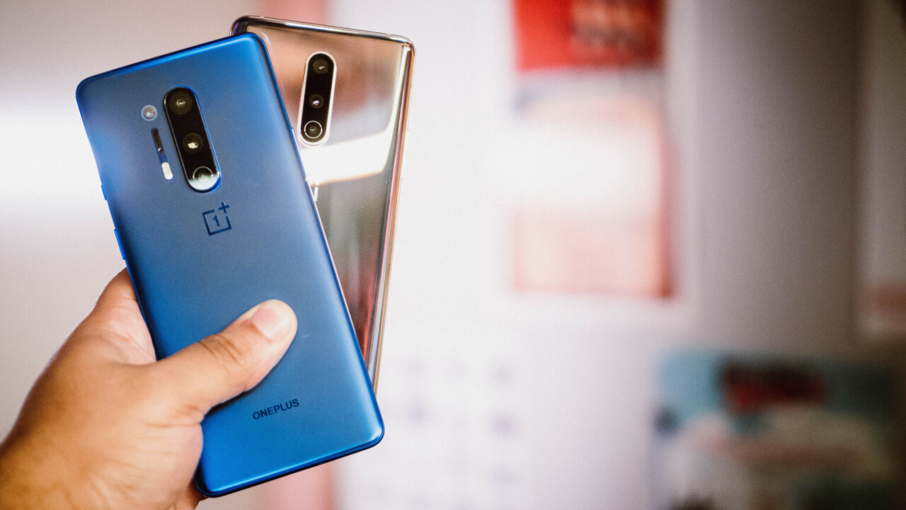 OnePlus 8 Pro – Features