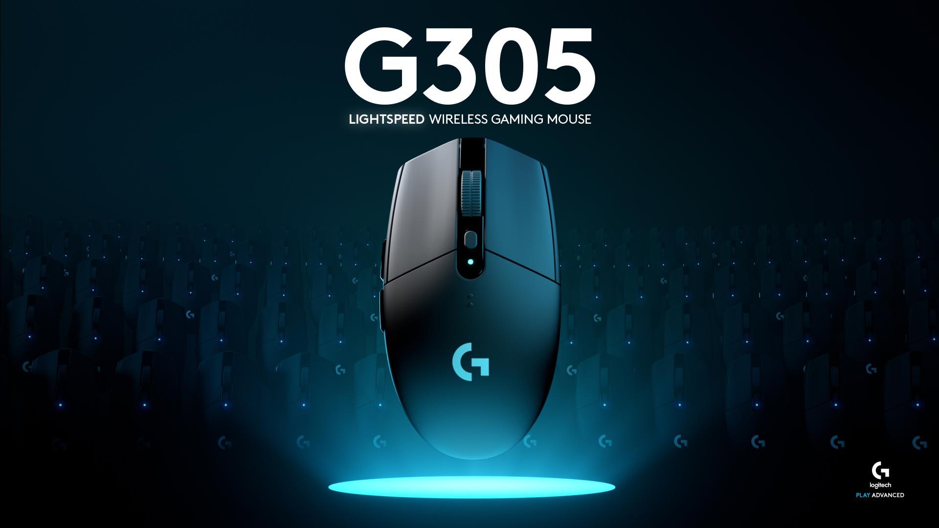 Logitech G305 Lightspeed: best cheap wireless mouse