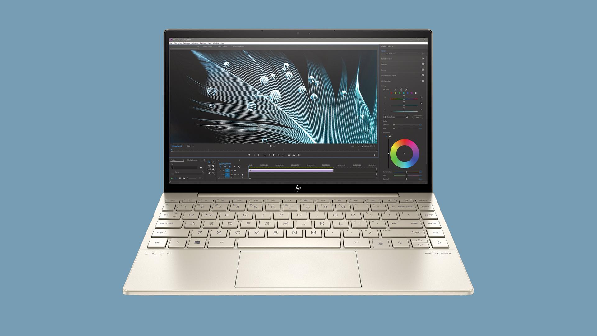 HP Envy x360: best mid-range laptop