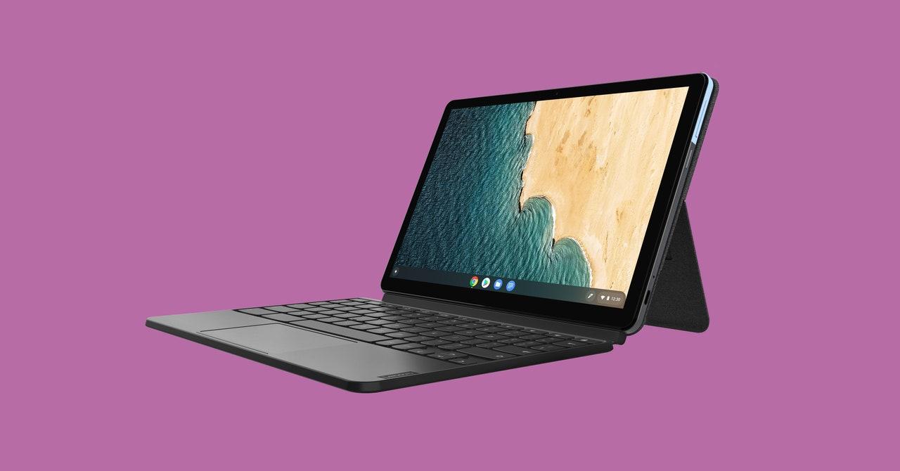 Lenovo Chromebook Duet: best 2-in-1 Chromebook