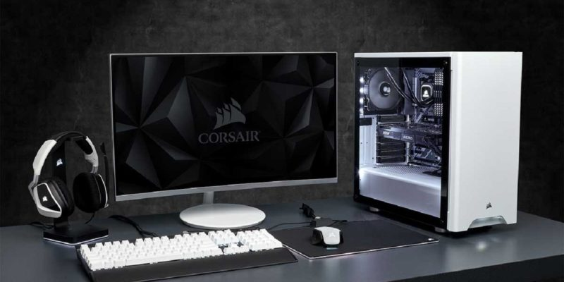 Corsair Carbide 275R: the cheapest