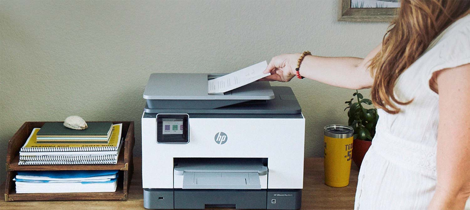 HP OfficeJet Pro 9025 the best all-in-one printer