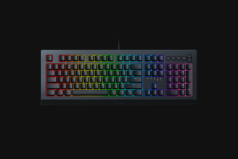 Razer Cynosa V2: best membrane gaming keyboard