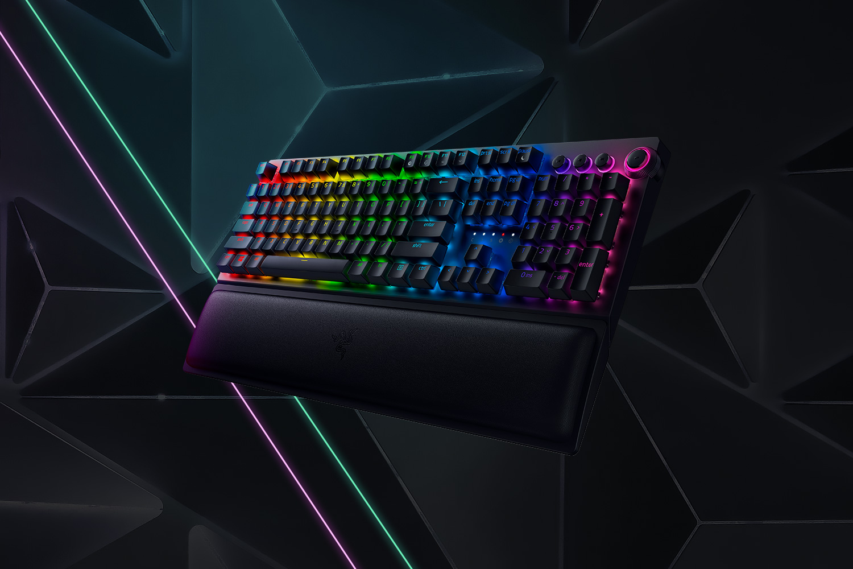 Razer BlackWidow V3 Pro: best wireless gaming keyboard