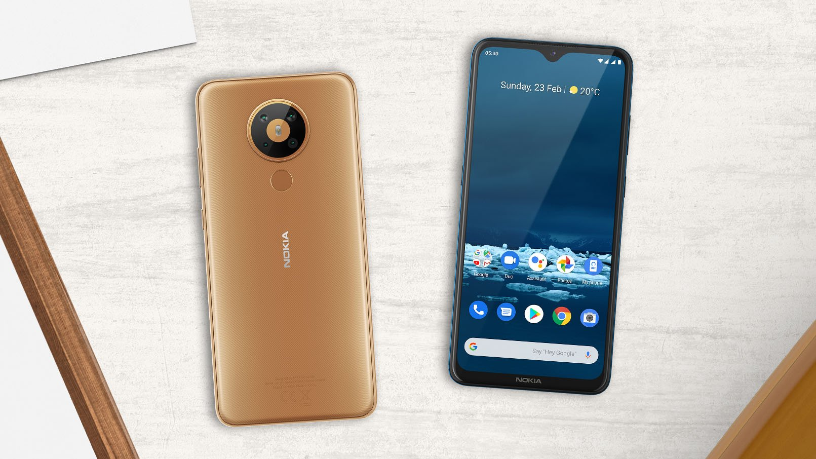 Nokia 5.3: best Android One phone