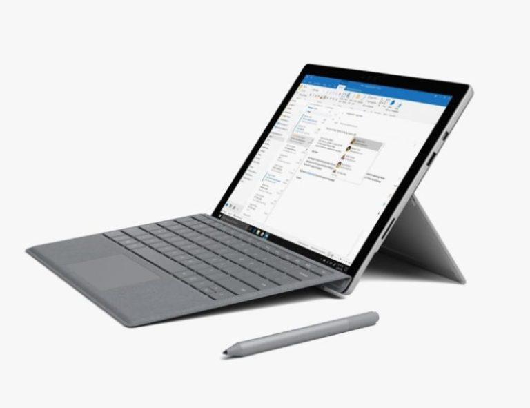 Il convertibile Microsoft Surface Pro LTE