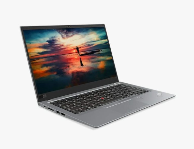 Il portatile Lenovo ThinkPad X1 Carbon (6th-gen)