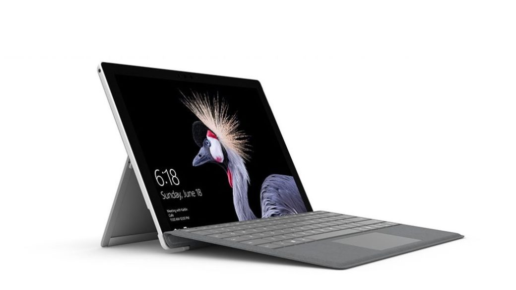 Il portatile Surface Pro