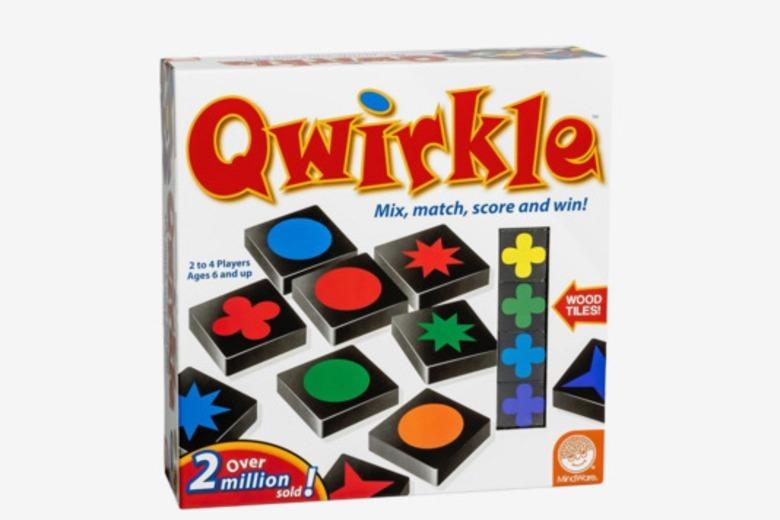 Miglior gioco da tavolo per famiglie con bambini da 5 anni in su Qwirkle