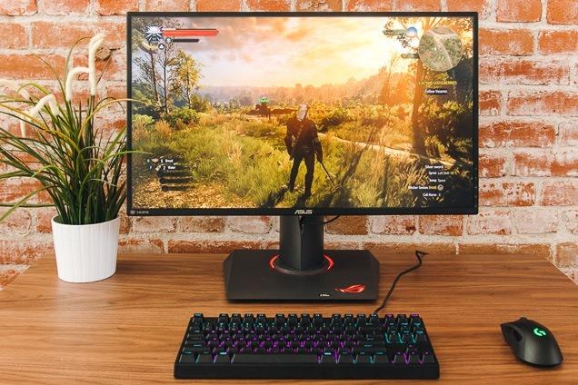 Miglior monitor G-Sync Asus ROG Swift PG279Q
