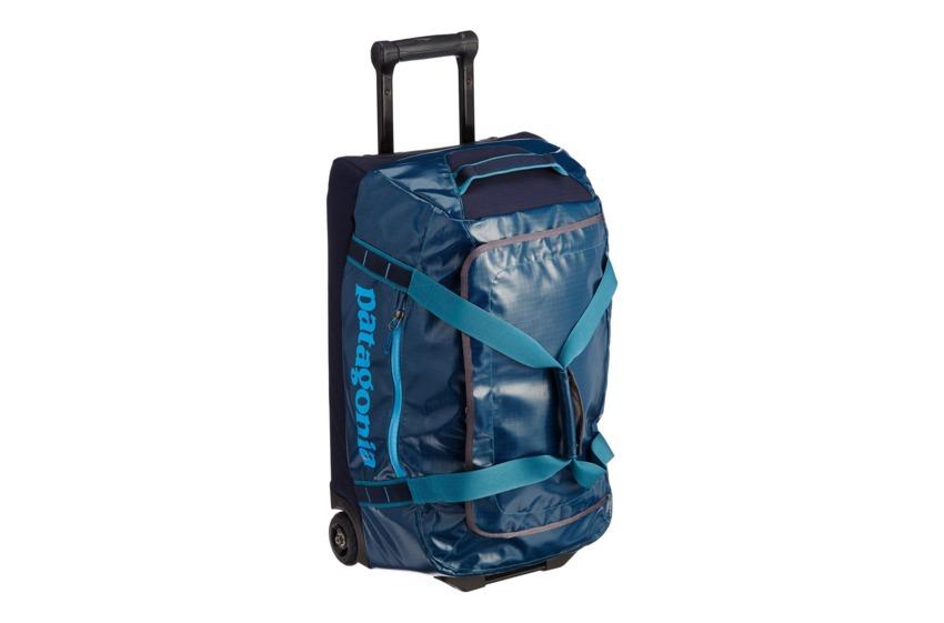 Altre valigie eccellenti che dovrai controllare Patagonia Black Hole Wheeled Duffel 40L