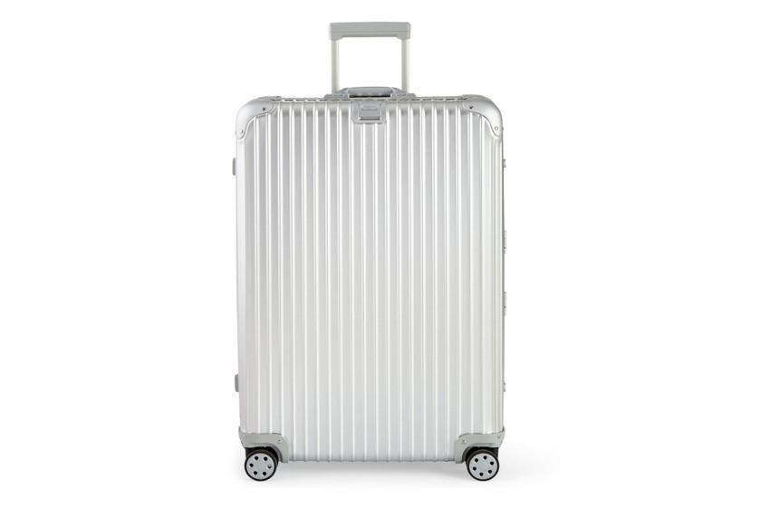 Altre valigie eccellenti che dovrai controllare Rimowa Topas Silver 32-inch Multiwheel