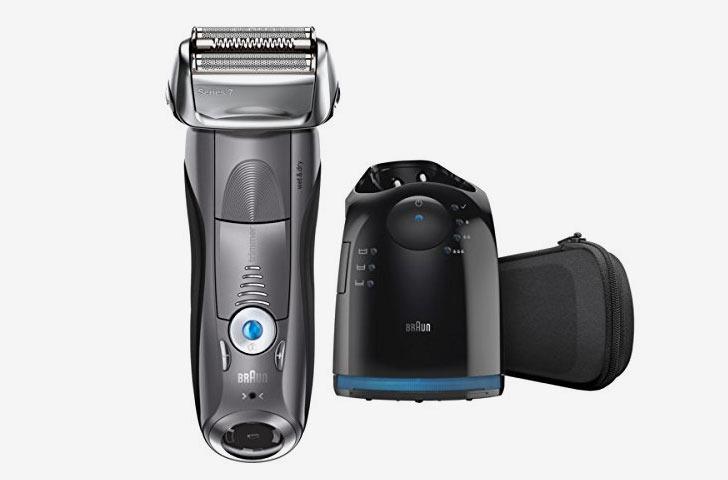 Il miglior rasoio elettrico Braun Electric Shaver, Series 7 7865cc