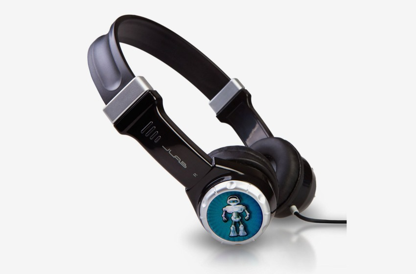 JLab Audio JBuddies Kids - Cuffie con limite di volume