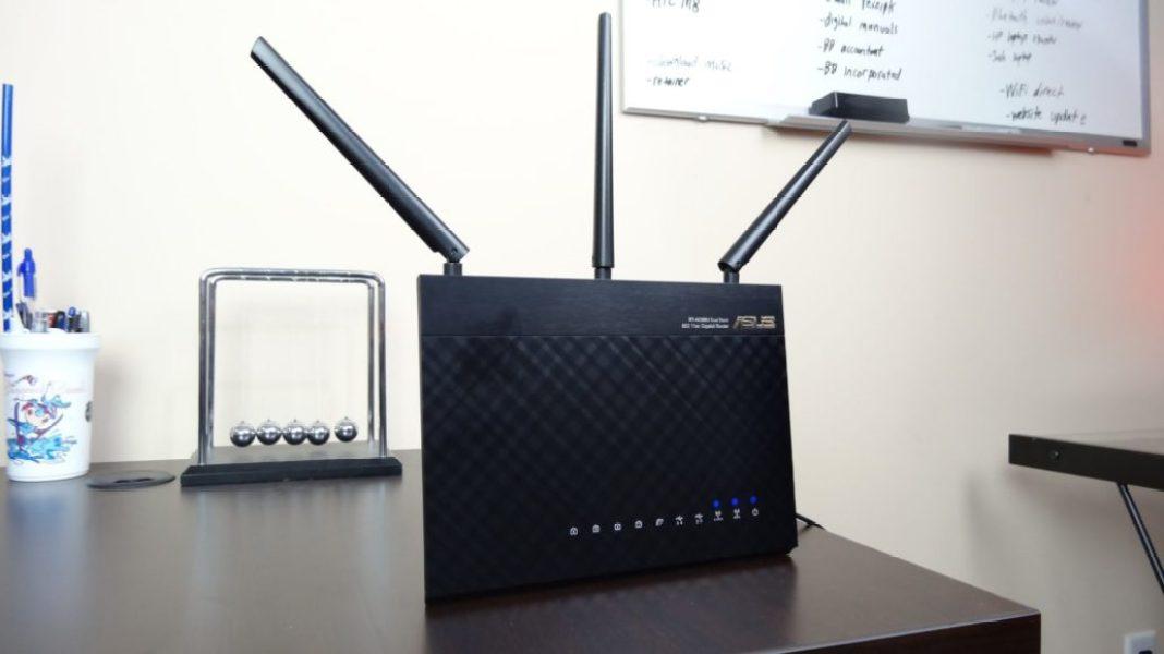 Miglior router per la maggior parte delle persone Asus RT-AC68U AC1900 Router 802.11ac
